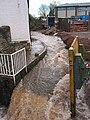 Work in progress on Ross-on-Wye Flood Alleviation Scheme - geograph.org.uk - 659919.jpg
