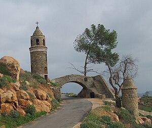 Mount Rubidoux - The World Peace Bridge on Mount Rubidoux.