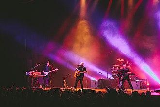 X Ambassadors - X Ambassadors performing in December 2015