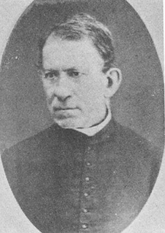 Xavier Montrouzier - Xavier Montrouzier (1820-1897)