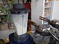 Xinhui 新會城 大新路 Daxin Lu takeaway shop 外賣店 service counter 電動即製豆漿機 Soy milk machine.JPG