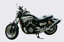 Power Cruiser: Yamaha Vmax