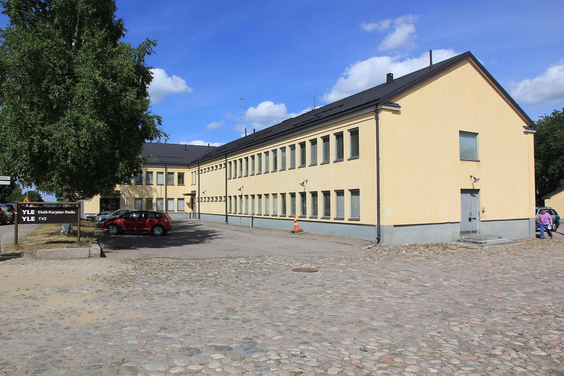 Yle Radio Suomi Lappeenranta – Wikipedia