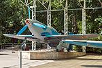 Yakovlev Yak-3 in the Great Patriotic War Museum 5-jun-2014 01.jpg