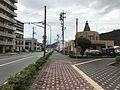 Yamaguchi Prefectural Road No.201 near Yamaguchi Station.jpg
