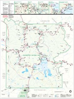 Yellowstone-Nationalpark – Wikipedia
