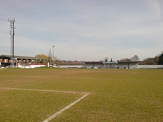 Maidenhead United F.C. - The York Road pitch