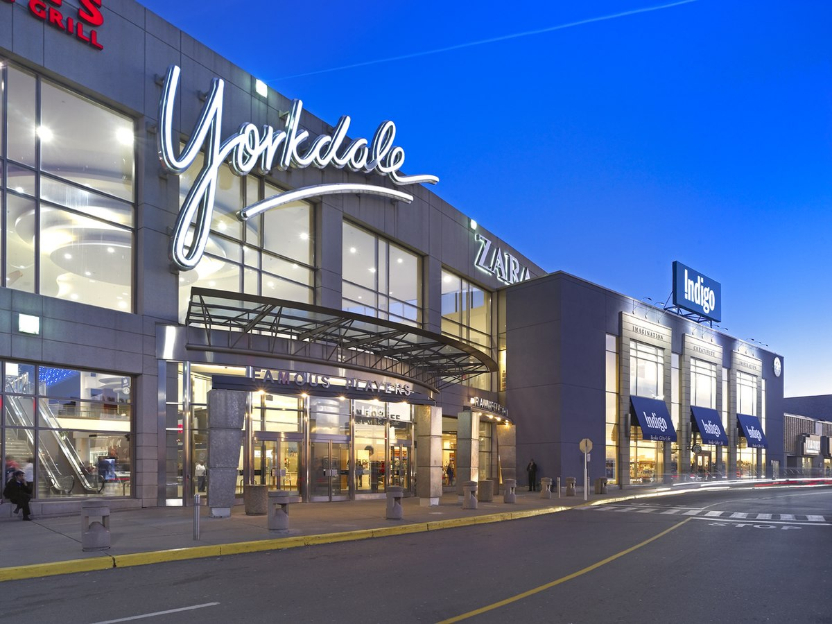 List Of Shopping Malls In Toronto Wikipedia
