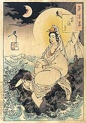 Moon of the Southern Sea (Nankai no tsuki)