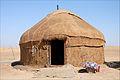 Yourte (Khorezm, Ouzbékistan) (7005537435).jpg