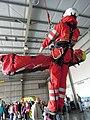 ZZS KHK, letecký záchranář.jpg