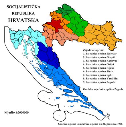 Joint Council Of Municipalities Croatia Wikiwand