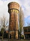 foto van Watertoren Utrechtse Waterleiding Maatschappij
