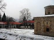 Zemen monastery in Bulgaria
