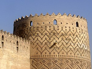 Mohammad Khan Baluch's Rebellion - Image: Zendan karim khan 1