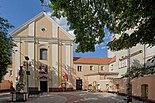 Zespół klasztorny OO Kapucynów w Łomży
