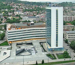 Parliamentary Assembly of Bosnia and Herzegovina - Parliament Building