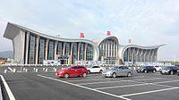 Zhangjiakou Ningyuan Airport-Aug 31,2015.jpg