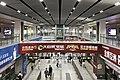 Zhengzhou East Railway Station metro station 01.jpg