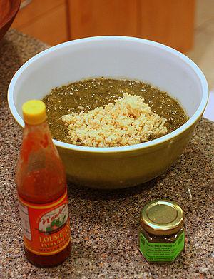 Filé powder - Z'herbes, including hot sauce and Filé