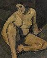 Zittend naakt, Ramah, 1921, Koninklijk Museum voor Schone Kunsten Antwerpen.jpg