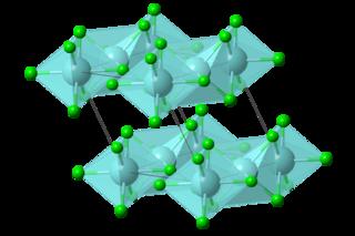 Zirconium(III) chloride chemical compound
