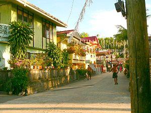 Zumarraga, Samar - Downtown area
