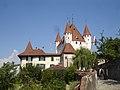 """Schloss Thun"" - Thun Castle - panoramio.jpg"