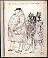 'General Masquerad-Arrangören med stab'. Carl Fred. Piper, Dardel, Ehrnman, O. Björnstjerna - Nordiska museet - NMA.0037327.jpg