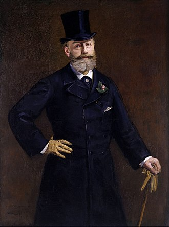 Antonin Proust - Image: Édouard Manet Antonin Proust Google Art Project