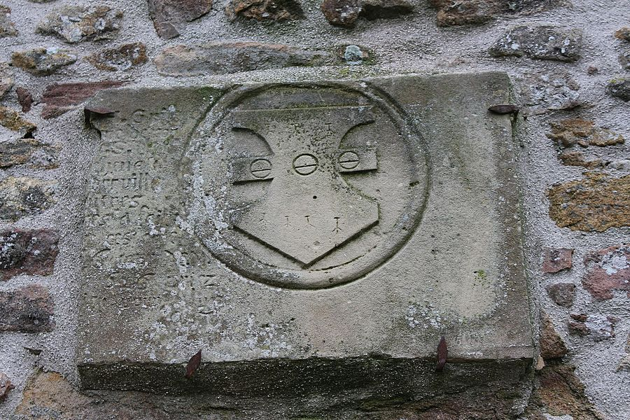Église Saint-Gilles d'Auderville, Manche