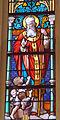 Église Saint-Nicolas, L'Hôpital, vitrail Saint Nicolas.jpg