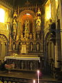 Église Saint-Nicolas de Barfleur - Autel.JPG