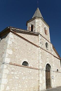 Église Sainte-Quitterie - Escorneboeuf (Gers 32).jpg