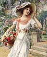 Émile Vernon - The Flower Garden.jpg