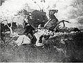 Óleo de Esteban Valderrama representando la muerte de José Martí en Dos Ríos, 1917.jpg