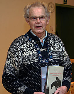 Øyvind Bjorvatn Norwegian politician