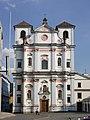 Ústí nad Labem - kostel svatého Vojtěcha, průčelí obr01.jpg