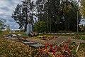 Братская могила советских воинов в поселке Свирьстрой.jpg