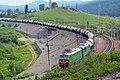 ВЛ10К-921, Russia, Chelyabinsk region, Zlatoust station (Trainpix 165963).jpg