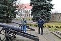 Дубенський замок, Замок князів Острозьких-Любомирських2.jpg