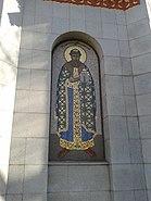Икона св. Даниила Московского