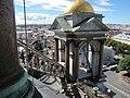 На колоннаде Исаакиевского собора - panoramio.jpg