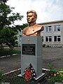 Пам'ятник Дорофєєву І. М., Герою Радянського Союзу с. Бойове, Сенатосенка, біля школи.jpg