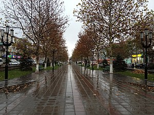 Makhachkala - Makhachkala, 2012