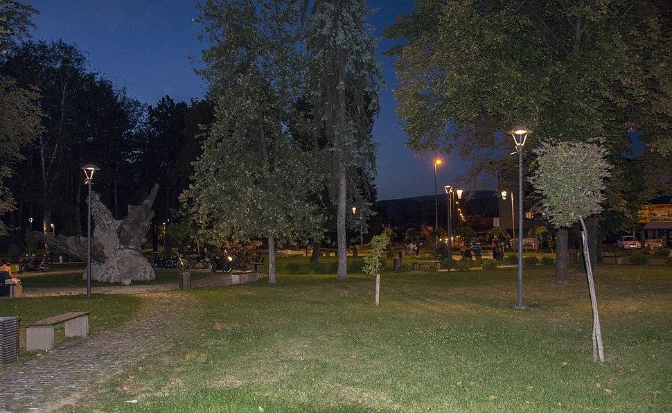 Пирот, градски парк