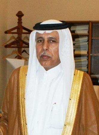 Ahmad bin Abdullah Al Mahmoud - Image: Посещение на министър Николай Младенов в Катар (2 4 октомври 2011) (6210640593)