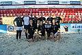 """Регбийный клуб """" Антарес """" победитель турнира по пляжному регби « Sunny Cup Rugby 2016 ».jpg"""