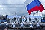Сирийский перелом на вокзале Ростова-на-Дону 02.jpg