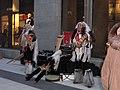 Танцы с бубном на улице г.Стокгольма - panoramio.jpg